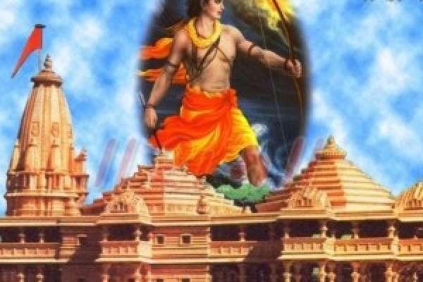 નરેન્દ્ર મોદી 5મી ઓગસ્ટે અયોધ્યામાં ભવ્ય રામ મંદિરનું કરશે ભૂમિપૂજન....